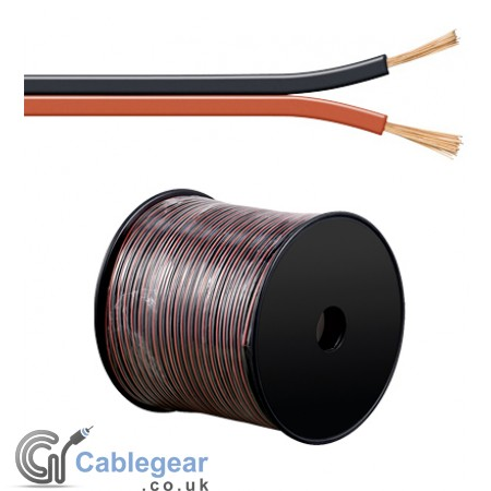 100m Speaker Cable 2 x 4 mm² CCA
