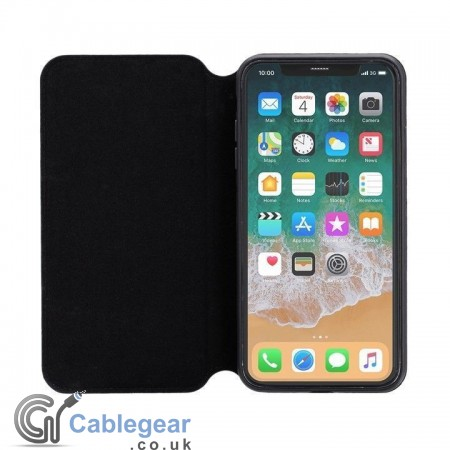 Slim Folio Cover case Apple iPhone X/XS