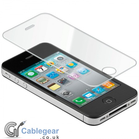 Protective glass for iPhone 4/4S