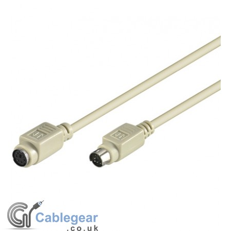 PS/2 Extension Cable