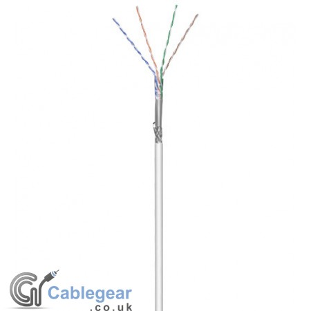 CAT 5e SFTP Solid Cable LSOH