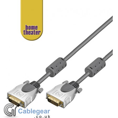 Home Theatre DVI-D cable