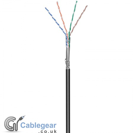 CAT 5e External SF/UTP Solid Cable - External