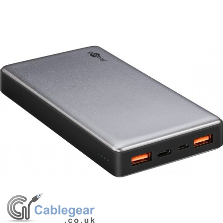 Quickcharge Powerbank 15.0 (15.000 mAh)
