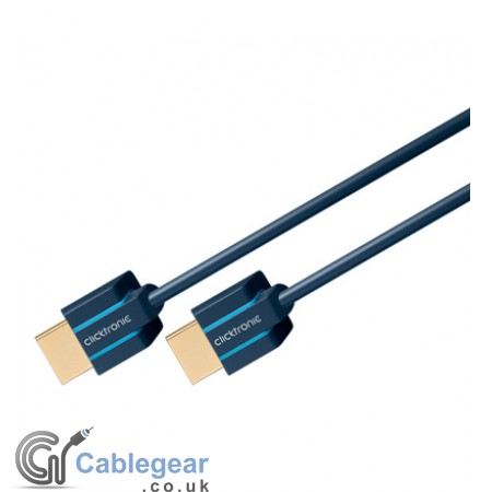 Professional Ultraslim High Speed HDMI Cable with Ethernet
