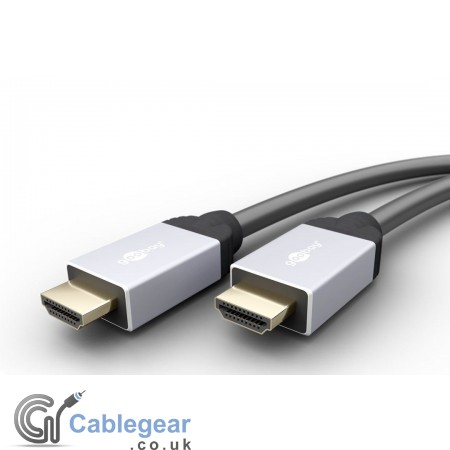 HighSpeed HDMI connection cable with Ethernet - Value Series
