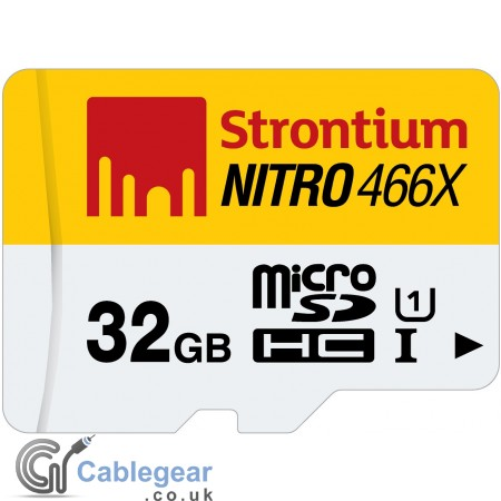 NITRO Micro SD Card 32GB