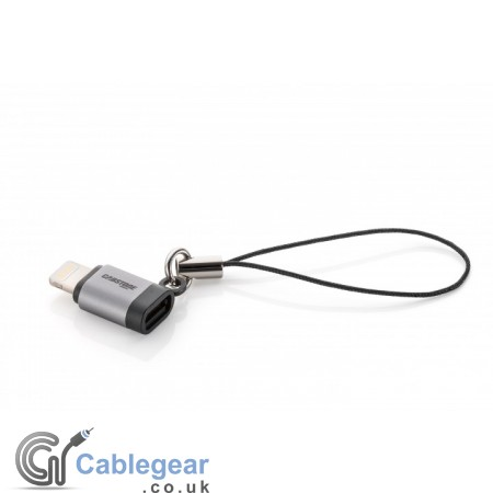 Lightning Connector to Micro-USB Adapter