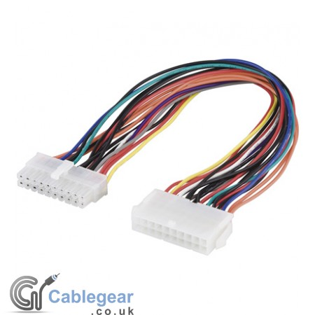 Mainboard power extension cable 20 pin