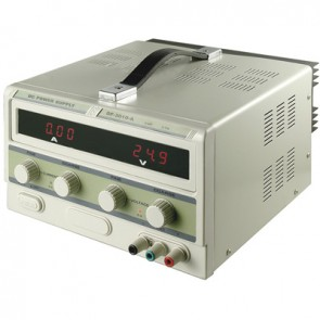 0-30V DC Stabilized Power Supply - 10A