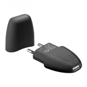 USB Mains Travel Charger