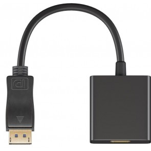 DisplayPort to HDMI Adapter 1.2 (4K Ultra HD)