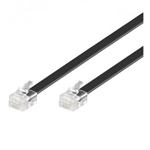 RJ12 to RJ12 cable - 6 core