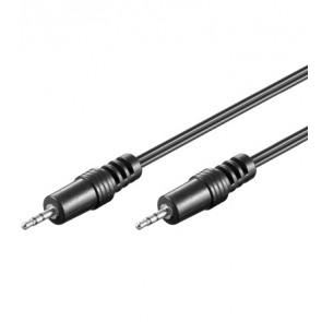 2.5 mm Jack to 2.5 mm Jack cable