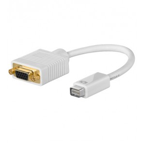 Mini DVI to VGA Adapter