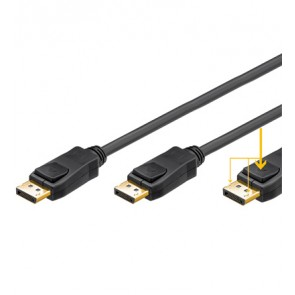 DisplayPort Cable - Gold plated