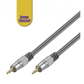 Home Theatre 3.5mm jack to 3.5mm jack cable