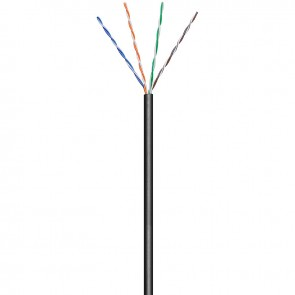 CAT 5e External U/UTP Solid Cable - External