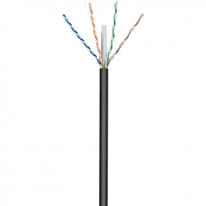 CAT 6 External U/UTP Solid Cable - External