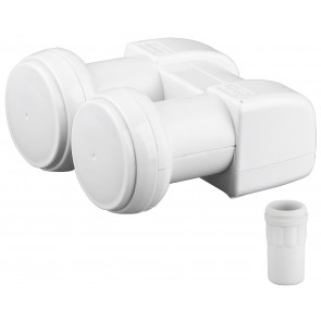 Monoblock 6.2° Single LNB - 0.1dB Noise factor