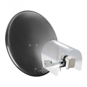 LNB weather shield