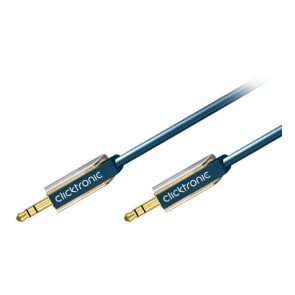 Premium 3.5mm/3.5mm Audio Cable