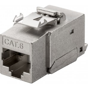 CAT 6 KeyStone RJ45 Jack STP Shielded - 250MHz