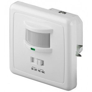 Infrared motion and sound sensor (Indoor flush)